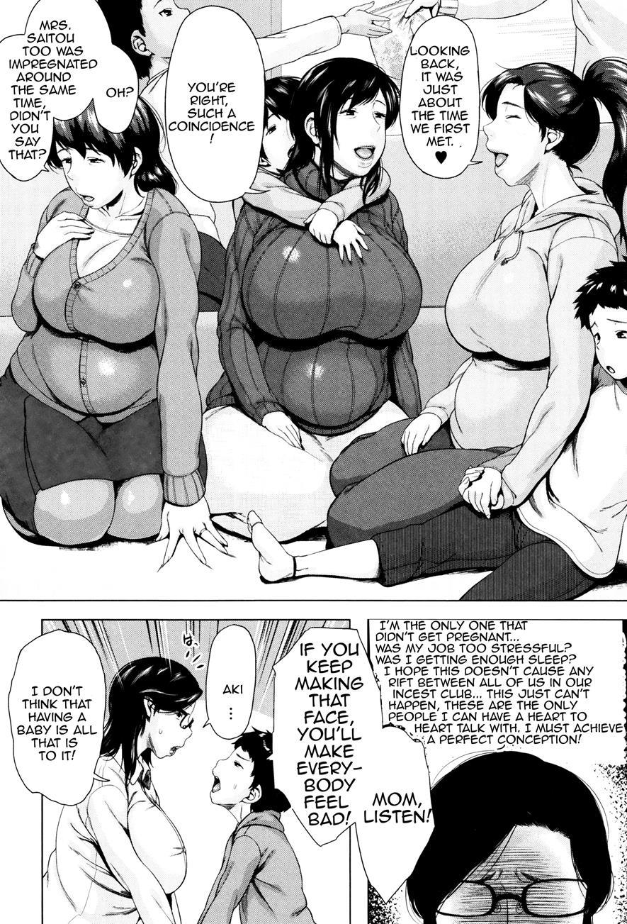 Hentai mother manga