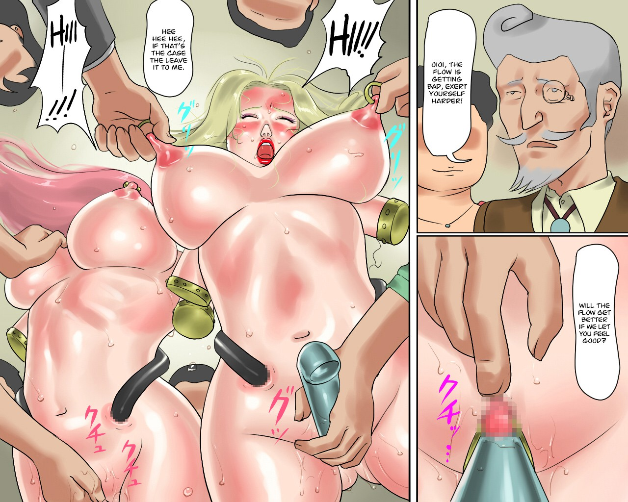 Slave hentai sexy images