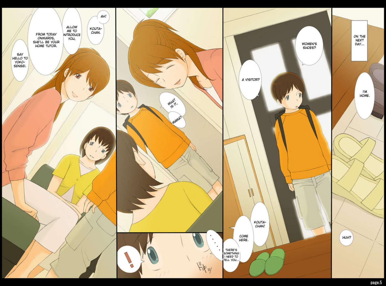 смотреть порно комиксы аниме мать и сын № 623924  скачать