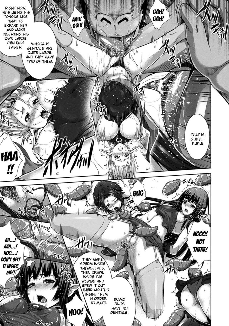 Monster breeding hentai