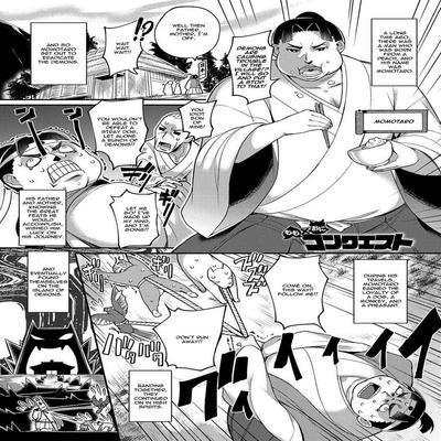 Momo x Demon Conquest