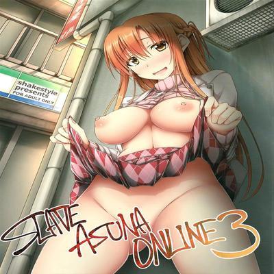 Slave Asuna Online