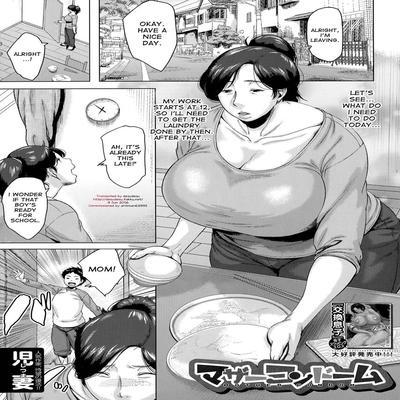 The fucking incest mom hentai 2 read