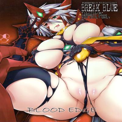 BREAK BLUE BLOOD EDGE