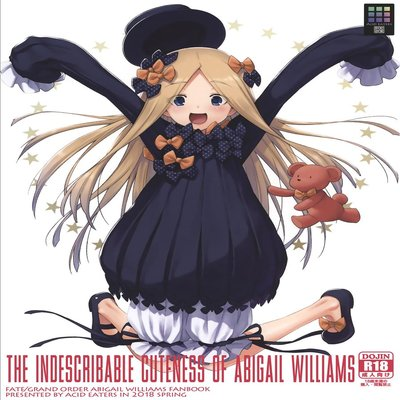 The Indescribable Cuteness Of Abigail Williams