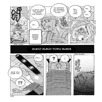 Zukozuko Tofu Sushi