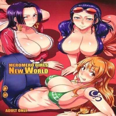 Meromero Girls New World