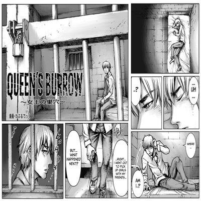 QUEENS' BURROW ~Joou No Suana~
