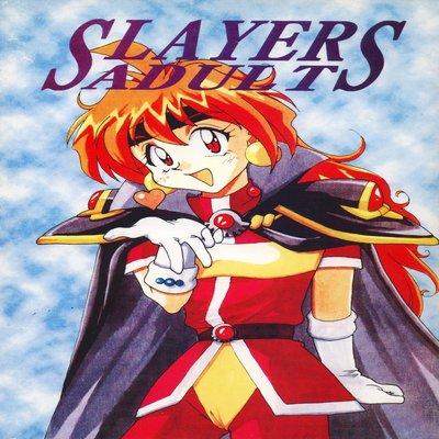 SLAYERS ADULT