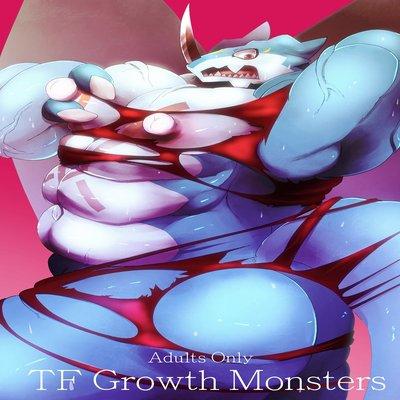 TF Growth Monsters [Yaoi]