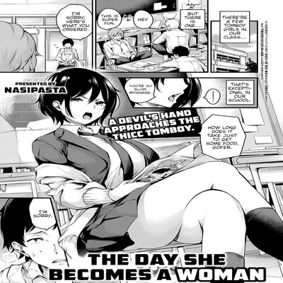 The Day She Becomes A Woman